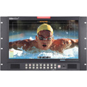 Datavideo TLM-170GR 7RU Rack Face-Mounted 17.3 Inch 3G-SDI Monitor