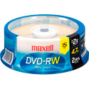 Maxell 4.7Gb DVD-R Write Once up to 16X  25 pc Spindle