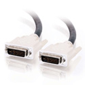 DVI-I M/M Dual Link Digital/Analog Video Cable- 5m