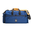 Porta Brace Digital Video Organizer Case with HB-40 Strap - Blue