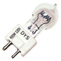 120 Volt 600 Watt 3200K Lamp with GZ9.5 Base