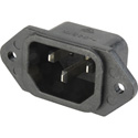 Switchcraft EAC309 Front Mount AC Receptacle