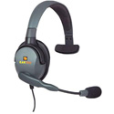 Eartec MXS24G MAX4G Midweight Single Muff Intercom Headset with 3.5mm Connector For Most PTT Radios