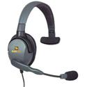 Eartec MXS4XLR/F Max 4G Single Muff Intercom Headset with 4 Pin XLR Female Connector