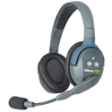 Eartec ULDM UltraLITE Double Master Headset with Rechargable Lithium Battery