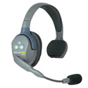 Eartec ULSM UltraLITE Single Master Headset with Rechargable Lithium Battery