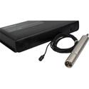Sony ECM-44B Omni-directional Electret Condenser Lavalier Microphone with  XLR M
