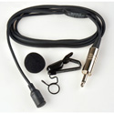 SONY ECM-44M Lavalier Mic for Azden Transmitter w/ Mini Plug