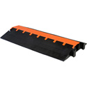 Elasco Guards MG1200 Cable Guard - Black & Orange