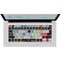 Editors Keys FC-M-QY-2 Final Cut Pro 7 MacBook/ Wireless Keyboard Cover