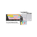 Editors Keys PT-AK-CC-2 Pro Tools Keyboard Cover for Ultra Thin Keyboards