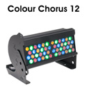 Elation Professional Colour Chorus 12 Light Bar (48 LEDs) 1 Foot