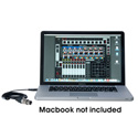 Elation Professional EMU100 Emulation DMX Soft with USB For Mac Or PC