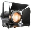 Elation KL Fresnel 6 150W 3000K 97CRI Warm White LED Fresnel with Removable Barn Doors