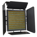 Elation Professional TVL613 TVL1000 II High CRI Dynamic LED Array Panel TV Studio Light
