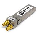 Embrionix EB30HD2T-LN 3Gbps SDI SFP (emSFP) Coaxial Dual Transmitter Long Reach NON-MSA HDBNC (RoHS)