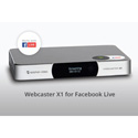 Epiphan ESP1233 Webcaster X1 for Facebook Live Social Media Streaming Encoder