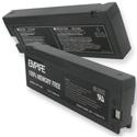 Lead Acid 12V 2.3 Ah Battery for Panasonic PV-BP80/88