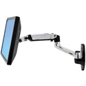 Ergotron 45-243-026 Mounting Arm for Flat Panel Display - 24 Inch Screen Support - 8 lb Load Capacity