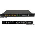ESE ES-185F/PTP 1.75 Inch Rackmount GPS Based PTP Grandmaster Clock/NTP Time Server/Time Code Generator