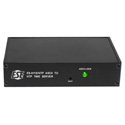 ESE ES 911E/NTP ASCII To NTP Time Server with Option P Rackmount