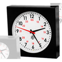 ESE LX 5112U-NTP-C/PoE Self-Setting 12 Inch Analog Clock with NTP-C/PoE Option