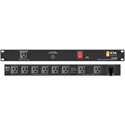 ETA PD8 Rackmount AC Power Conditioner & Distribution Unit with 9 Outlets