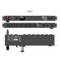 ETA Systems ETA-PD8ALA 15 AMP Rackmount Power Distribution with Lamp