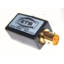 ETS PV849 Composite Video Over CAT5 Extended Baseband Video Balun Female BNC to