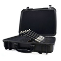 Earthworks CMK5 Close Mic Kit for Drums in High Impact Case