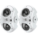 Electro-Voice EVID 3.2t Speaker System w/Transformer - White - Pair