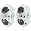 Electro-Voice EVID 6.2 Speaker System -White (Pair)