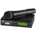 Electro-Voice RE2-N2-G Handheld Dynamic Cardioid Wireless Microphone System - G Band 614-642 MHz