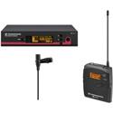 Sennheiser EW 112 G3 Rackmount Wireless System w/ME 2 Lav 516-558 MHz