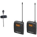 Sennheiser EW 122P G3 Portable Wireless System w/ME 4 Lav 516-558 MHz