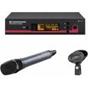 Sennheiser EW 145 G3 e845 Handheld Rackmount Wireless System 516-558 MHz