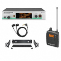 Sennheiser EW300-21EMG3-A  Evolution Wireless G3 Dual Transmitter System 626-668 MHz