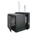 Middle Atlantic EWR-12-17SD EWR Series 12 Space 17 Deep Wall Mount Rack - Solid