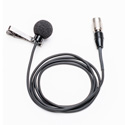 Azden EX-503H Omni-Directional Lav Mic w/ Hirose Connector