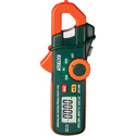 Extech MA-120 200 Amp AC/DC Mini Clamp Meter and Voltage Detector with Flashlight