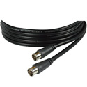 F to F Male Push-On Cable 15Ft