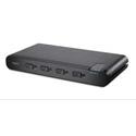 Belkin F1DN104C-3 KVM Switch