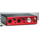 Focusrite CLARETT-2PRE 10-in/4-out Thunderbolt Audio Interface with 2 Mic Preamps and Focusrite Air