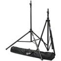 Fender ST275 Speaker Stands w/Carry Bag