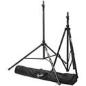 Fender ST275 Speaker Stands w/Carry Bag