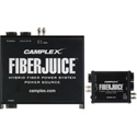 Camplex FIBERJ-1P-TAC Single Camera FiberJuice Tactical Fiber Power Supply & 1 ST Camera Pack
