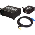 Camplex FIBERJ-1P FiberJuice Single Channel opticalCON Fiber Power Supply & opticalCON Camera Pack