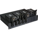 Camplex FIBERJ-4P 4-Channel FiberJuice opticalCON Fiber Power Supply & opticalCON Camera Packs