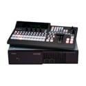 FOR-A Hanabi XT 1M/E Switcher w/HVS-XT100OU Control 8 HD In - 4 HD/1 HDMI Out