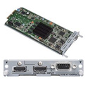 FOR-A 1 HDMI and 1 HDMI/VGA Input Card with F/S and Resize Engine